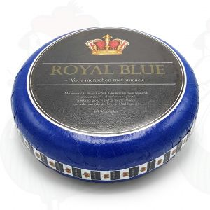 Royal Blue | Entire cheese 11,5 kilo / 25.3 lbs