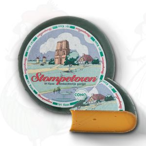 Stompetoren Grand Cru | North Holland cheese