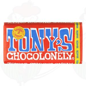 Tony's Chocolonely Melk - 180gr.