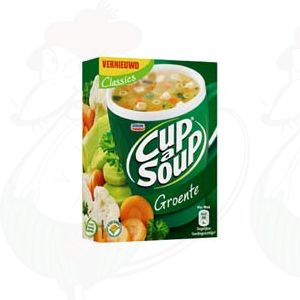 Unox Cup a Soup groente 3 x 18 grammi