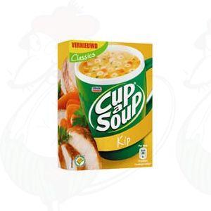 Unox Cup a Soup kip 3 x 18 grammi