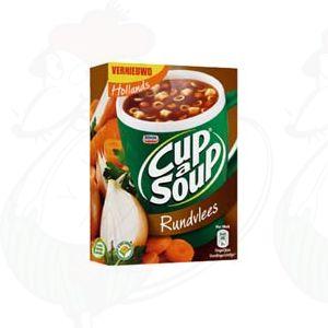Unox Cup a Soup rundvlees 3 x 18 grammi