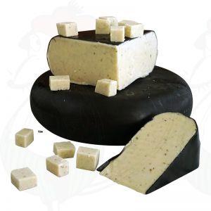 Vegan Truffle Cheese  | Max Bien | Wheel 1,2 Kilo - 2.64 lbs