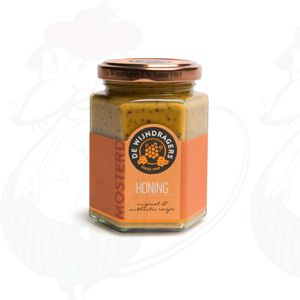 Honing Mosterd | De Wijndragers | 195 grammi